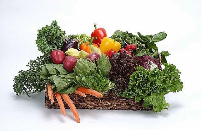 Richtlijnen voor gezonde voeding